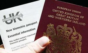 Biometric ID card contractors escape the U K  government's
