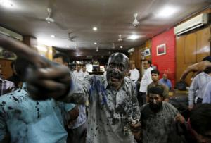 Terrorism, radicalization, Islam, terrorism research, India