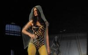 High Fashion Meets Homeland Security Pics