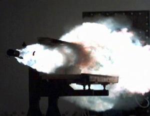 Military Video Captures Destructive Power of Navy's Newest Railgun ...