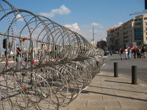 Border security: Razor wire is a game changer   Homeland Security ...