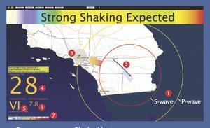 - shakealert 1 - ShakeAlert, earthquakes, early warning, California