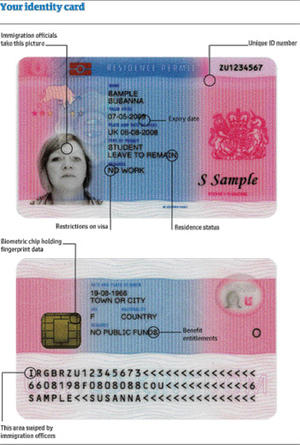 It Is Official U K National Id Cards Scrapped Within 100